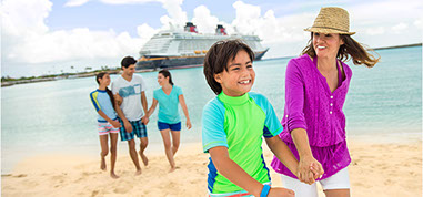 Family Friendly Cruise Vacations