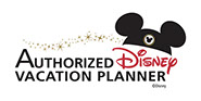 Official Authorized Disney Vacation Planner Logo